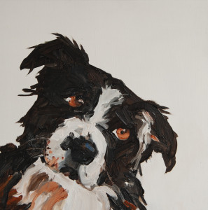 matilda dumas - dog paintings