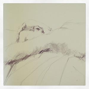 matilda dumas - Life Drawing #8