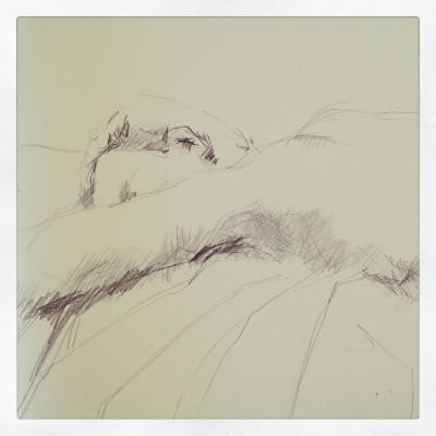 Life Drawing #8
