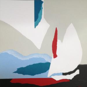 matilda dumas - Sailing on Pittwater seriers #1