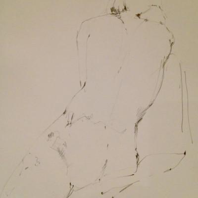life Drawing #3