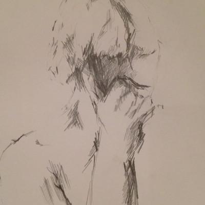 Life Drawing #4
