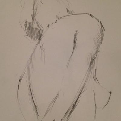Life Drawing #5
