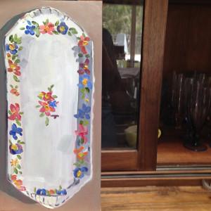 Matilda Dumas - Charity Shop Plate #3
