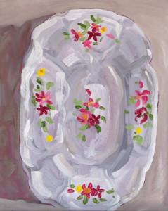 Matilda dumas - Charity Shop plate #1