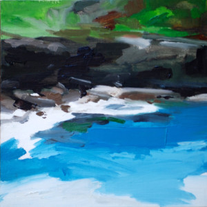 matilda dumas - Cliffs off Avalon